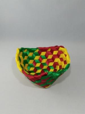 """3/8"""" Satin ribbon 5.5"""" X 3"""" $80 #PT101"""