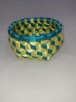 """3/8"""" Satin ribbon 5"""" X 2.75"""" $70 #PT114"""