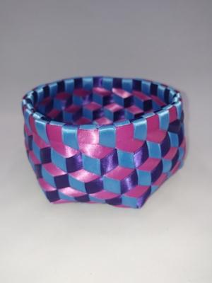 """3/8"""" Satin ribbon 5.5"""" X 2.75"""" $70 #PT117"""
