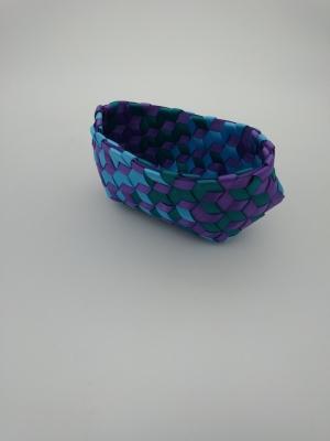 "1/4"" Satin ribbon 5.5"" X 2.75"" X 2.25"" $80 #PT163"
