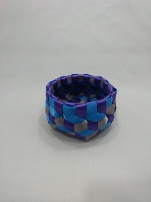 """3/8"""" Satin ribbon  4"""" X 2"""" $50 #PT194"""
