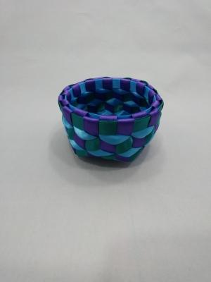 """3/8"""" Satin ribbon  4"""" X 2"""" $50 #PT196"""