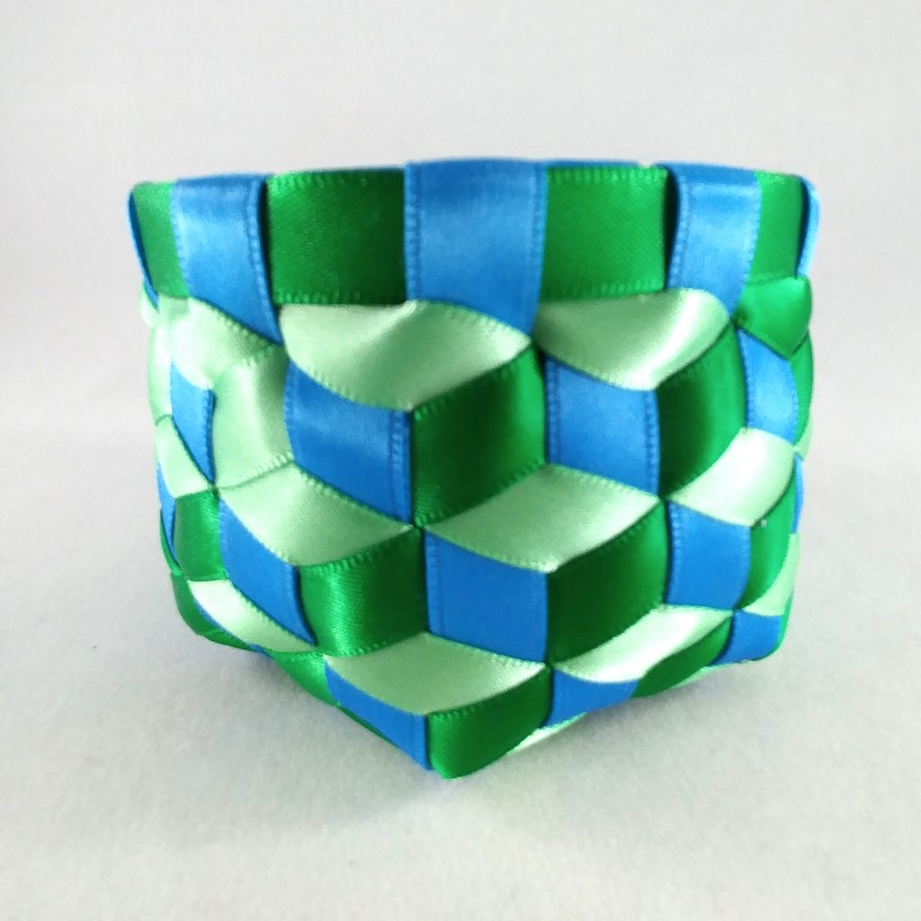 Hexagon Madweave Basket
