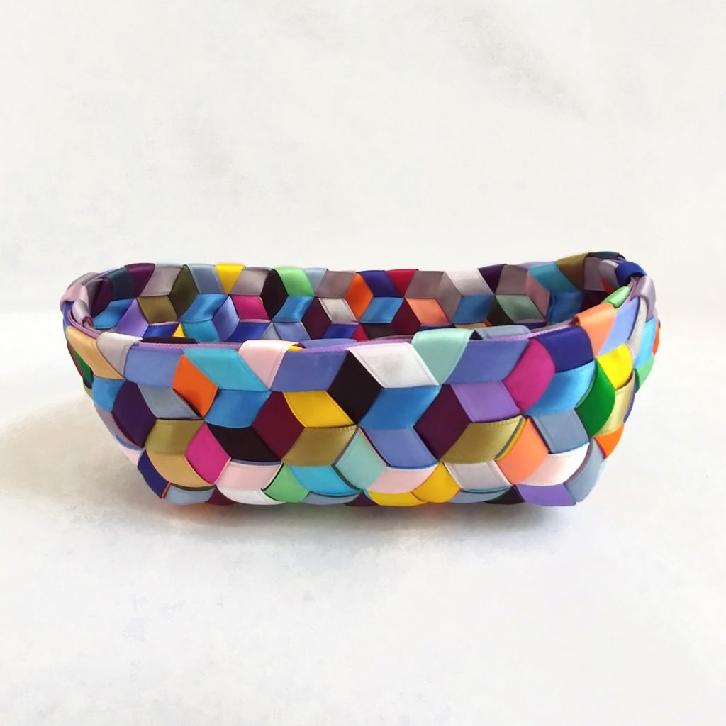 Rectangle Madweave Basket